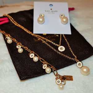 Kate Spade Pearly Delight Set